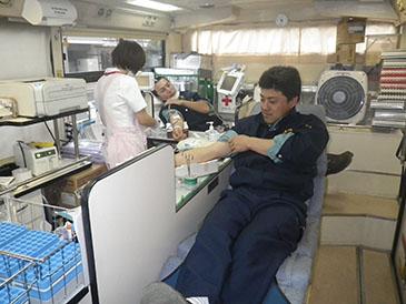 地域献血ボランティア活動報告
