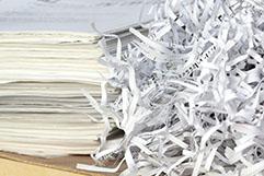 機密文書廃棄処理